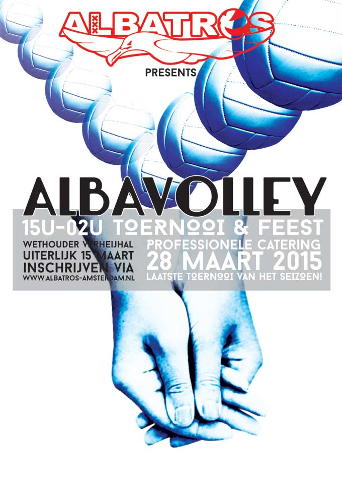 Poster-Albavolley