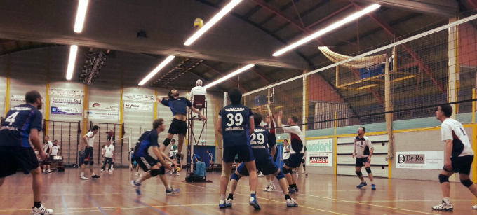 smash-volleybal