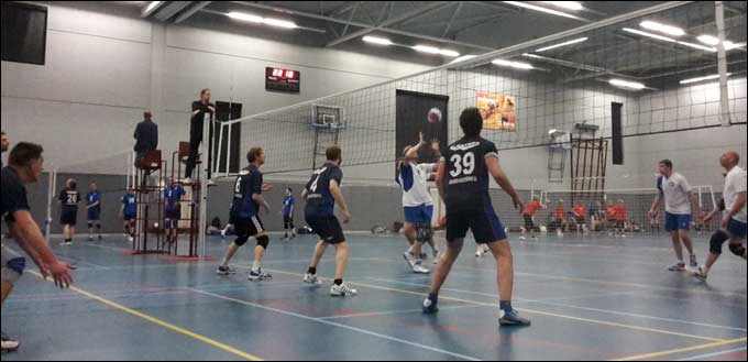 volleybal-setup