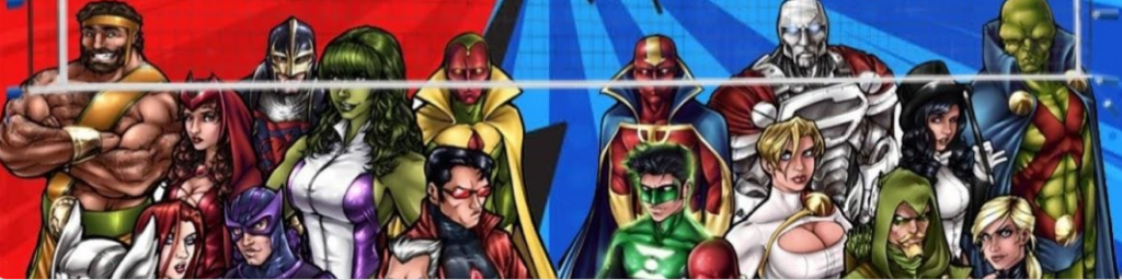 Welke superheld ben jij bij ALBAvolley 2020?